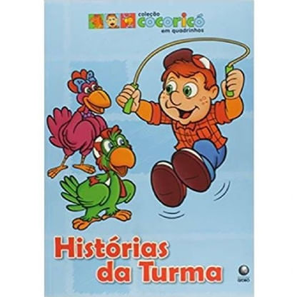 Colecao-Cocorico--Aventuras-na-fazenda---Historias-da-Turma---A-Turma-do-Paiol---Primeira-Vez-Alipio-na-Mata