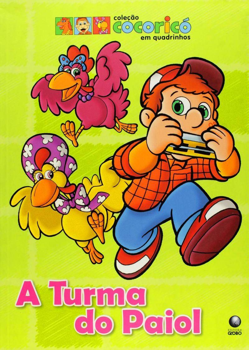 Colecao-Cocorico-em-Quadrinhos--A-Turma-do-Paiol