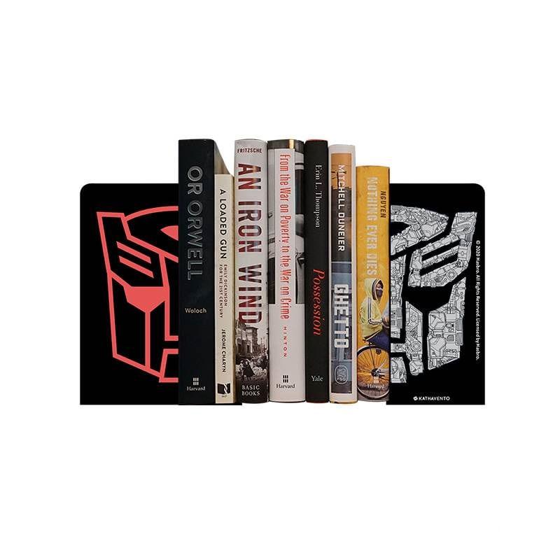 Aparador-de-Livros---Transformers-Autobots