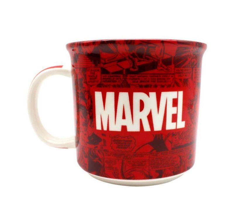 Caneca-de-Porcelana-Marvel---Vermelha