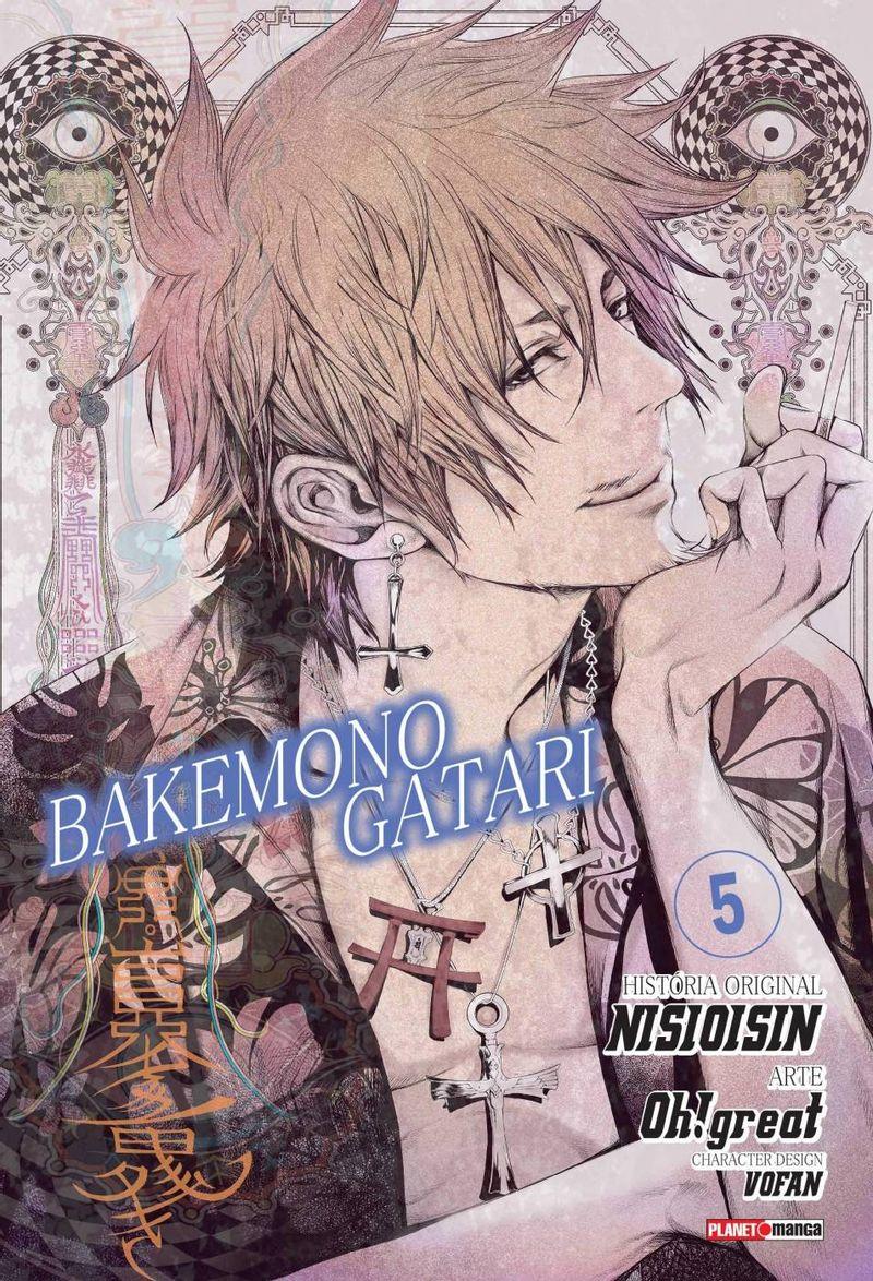 Bakemonogatari---Vol.05