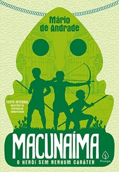 Macunaima---Mario-de-Andrade