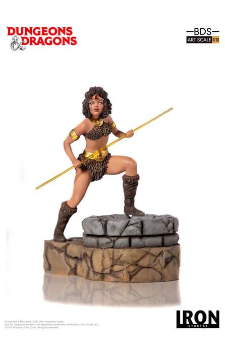 BDS-Caverna-do-Dragao---Diana-Art-Scale-1-10---Dungeons-Dragons