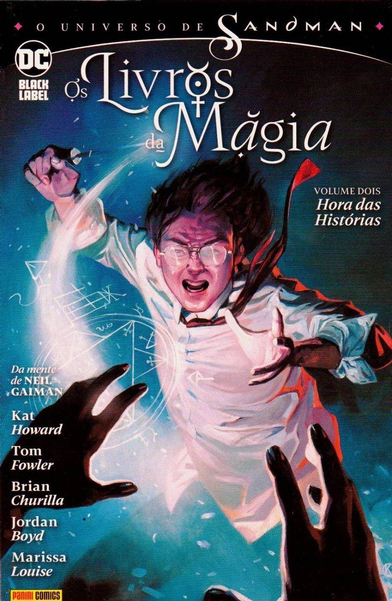 O-Universo-de-Sandman---Os-Livros-da-Magia---Vol.-2-Hora-das-Historias