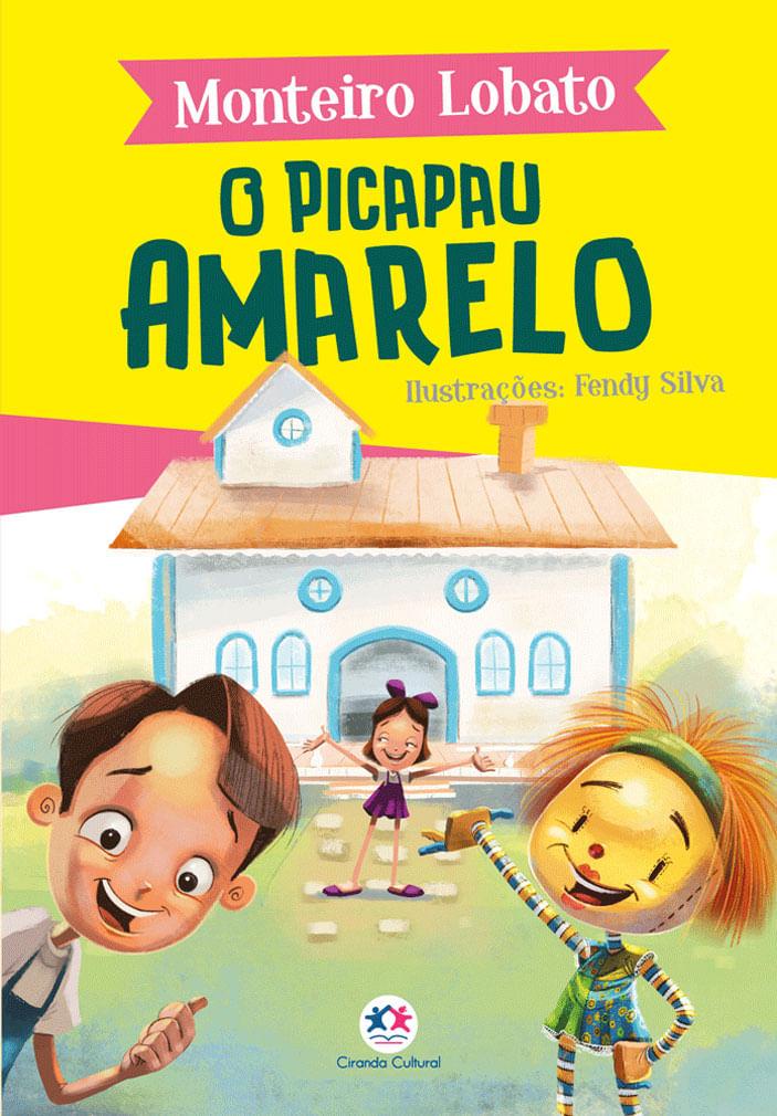 O-Picapau-Amarelo---Monteiro-Lobato