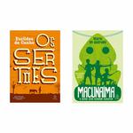 Pack--Os-Sertoes---Euclides-de-Cunha---Macunaima---Mario-de-Andrade