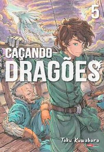 Cacando-Dragoes---Vol-5