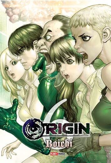 Origin---Vol.6