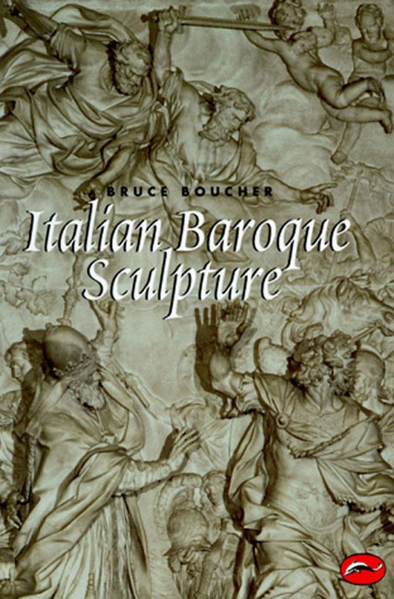 World-Of-Art-Series-Italian-Baroque-Sculpture--Ingles--Capa-Comum