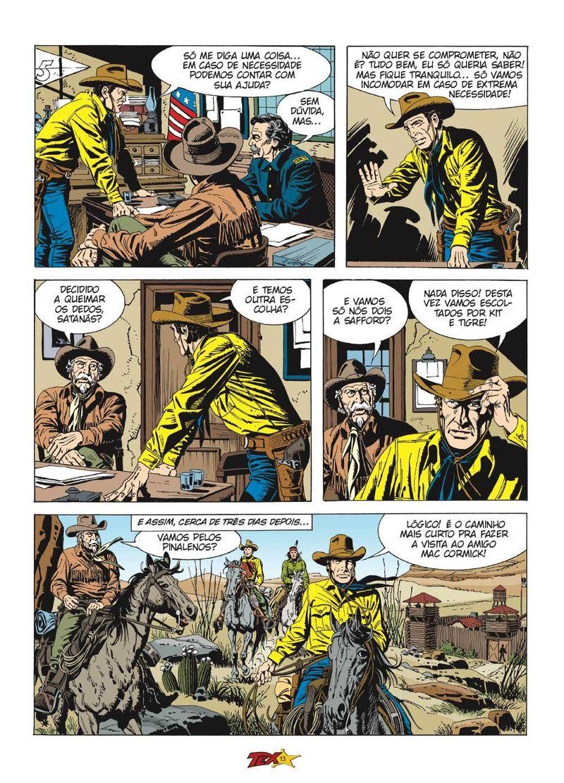 Tex----Terra-sem-Lei--Vol.-2---Edicao-Gigante-em-Cores---Claudio-Nizzi