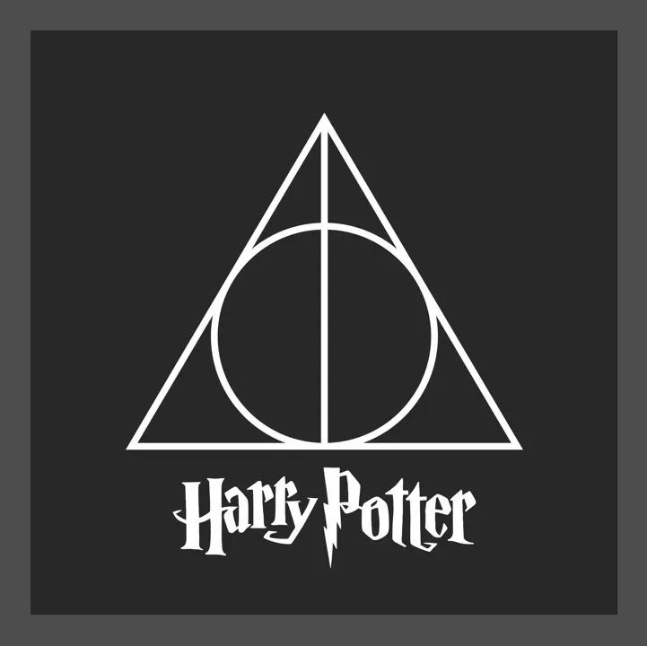 Quadro-com-Moldura---Harry-Potter---Reliquias-da-Morte