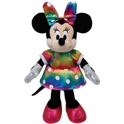 Pelucia---Beanie-Babies---Minnie-Mouse-Vestido-Colorido