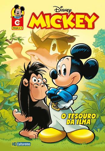 Pack-Quadrinhos-Mickey---Edicoes-0-1-2-3-4-e-5