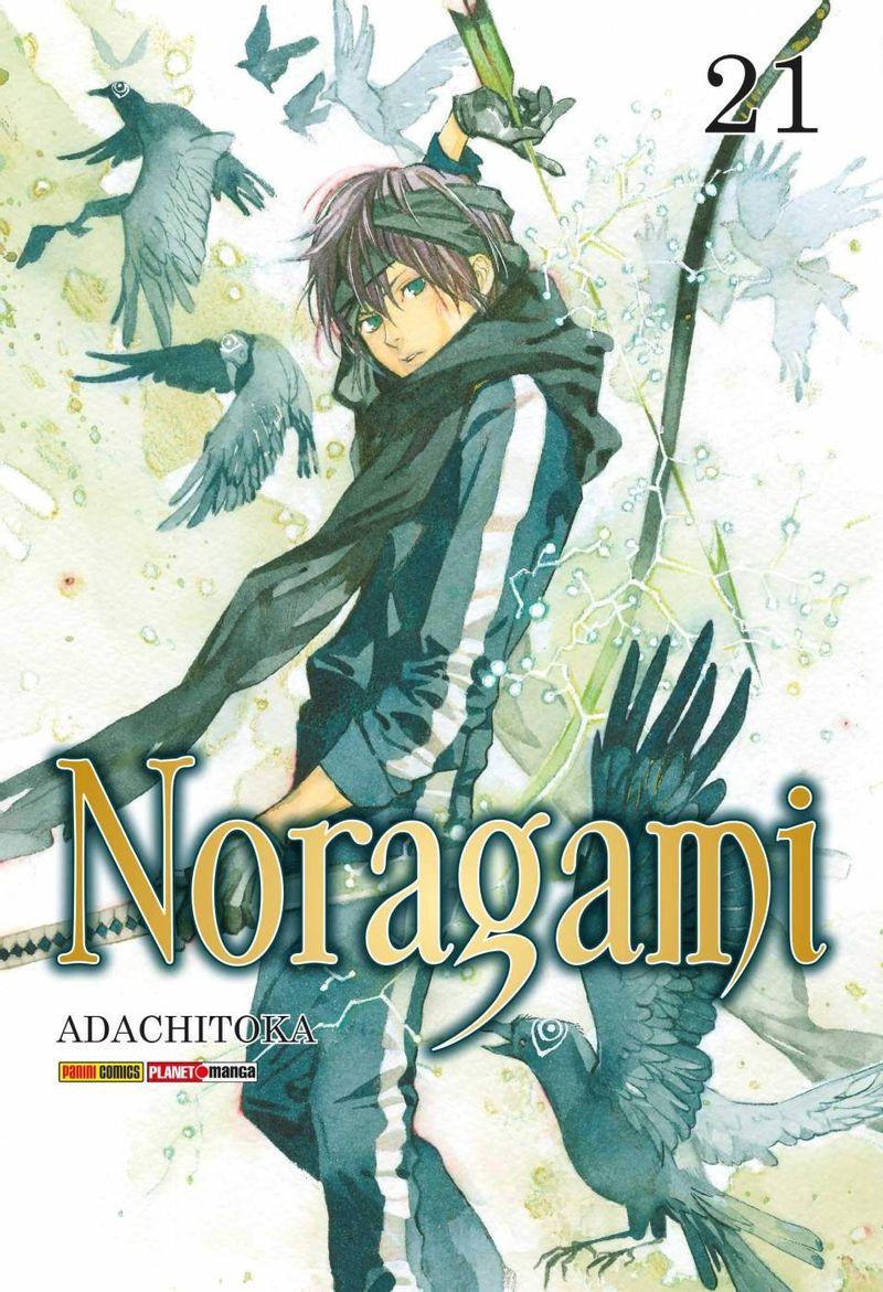 Noragami---Vol.21