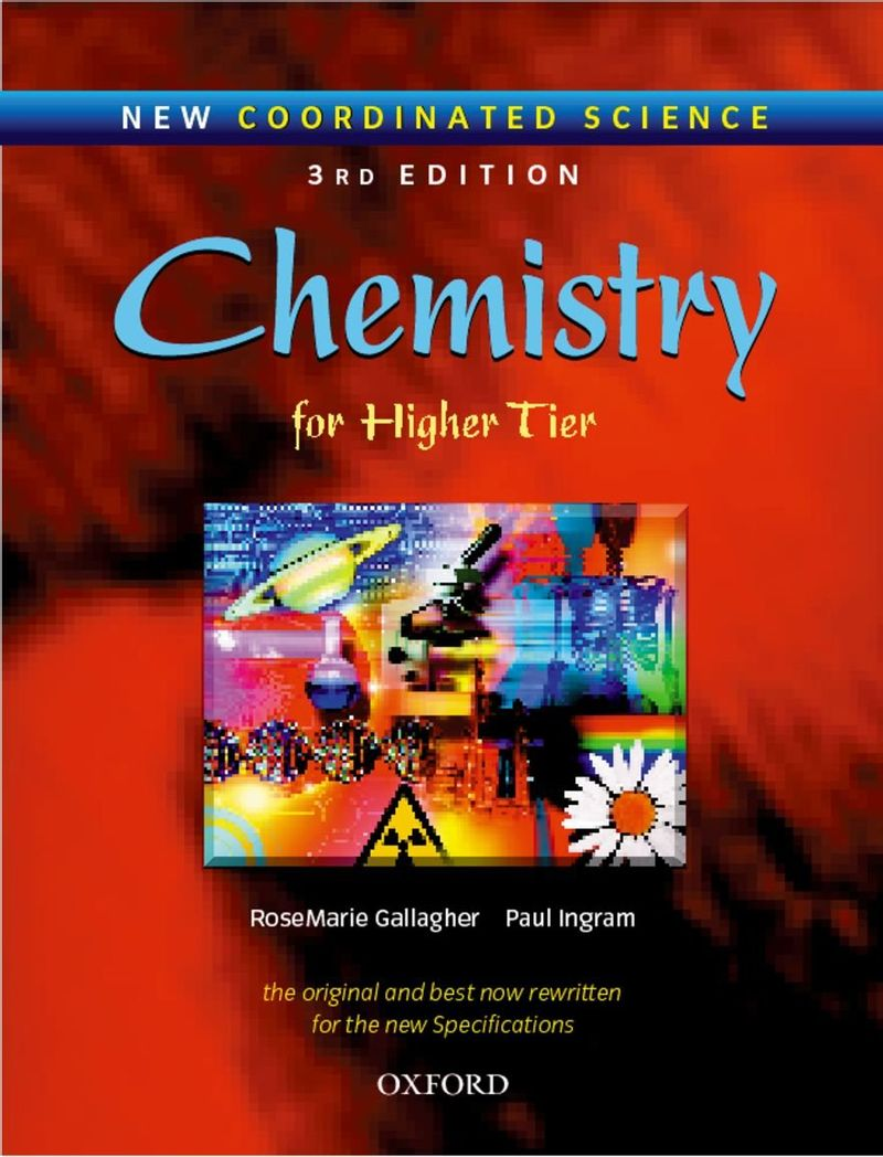 New-Coordinated-Science--Chemistry-Students--Book--For-Higher-Tier