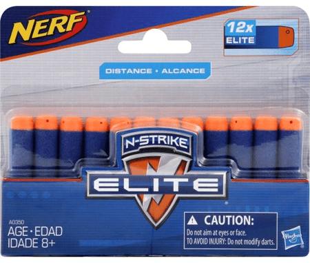 Nerf-N-Strike-Elite---Refil-12-Dardos