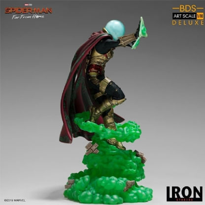 Mysterio---Spider-Man-Far-From-Home---Art-Scale-1-10---Iron-Studios