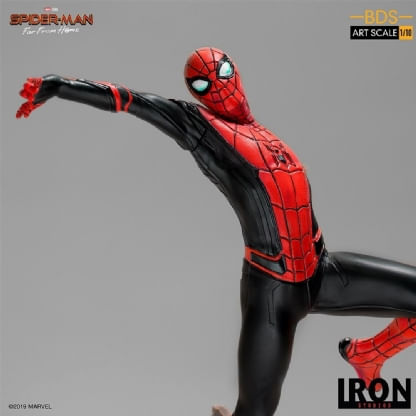 Spider-Man--Spider-Man--Far-From-Home---Bds-Art-Scale-1-10