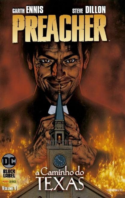 Preacher---Vol.1---A-Caminho-do-Texas