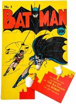 Quadro-de-Puzzle---Batman---1°-Capa