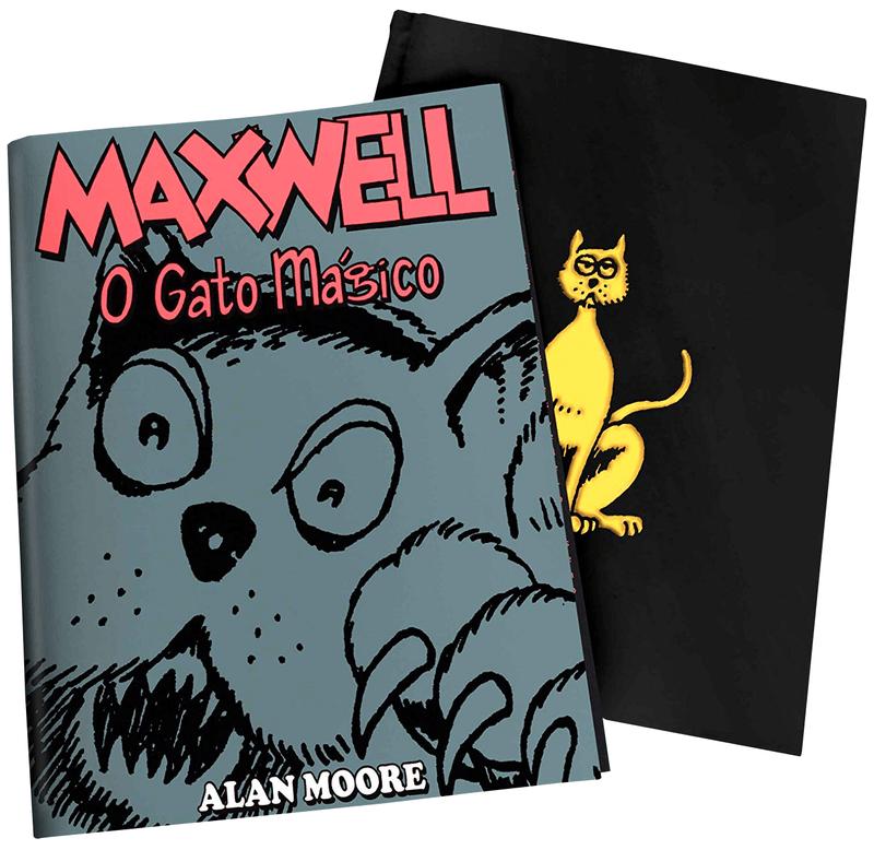 Maxwell-O-Gato-Magico---Volume-Unico